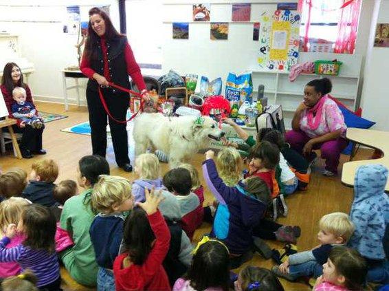 Montessori School - Shelter Donation
