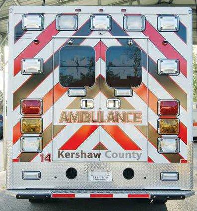 New Ambulance - Back WEB