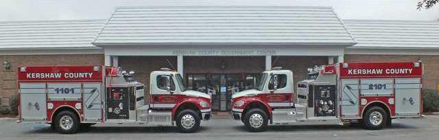 New Fire Trucks Web