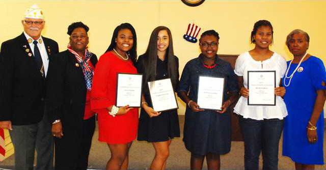 Palmetto Girls State Web