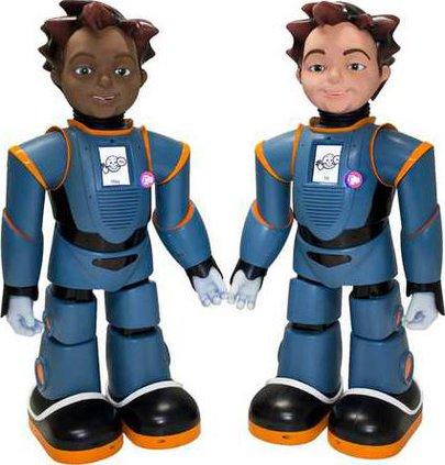 Robots4Autism Web