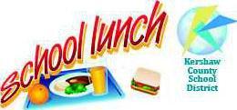 School lunch menus logo
