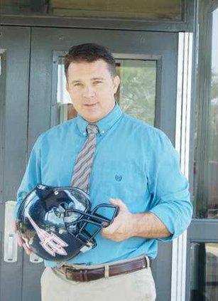 Thomasson With Helmet