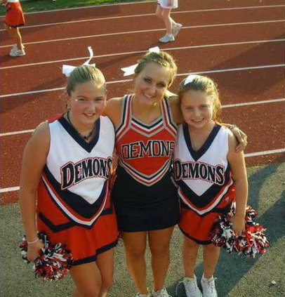 lil demon cheer clinic