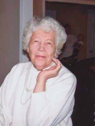 Obit Pic -- Mamie Pierce