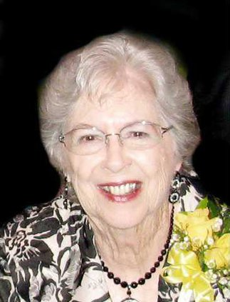 Peggy Wallace obit photo