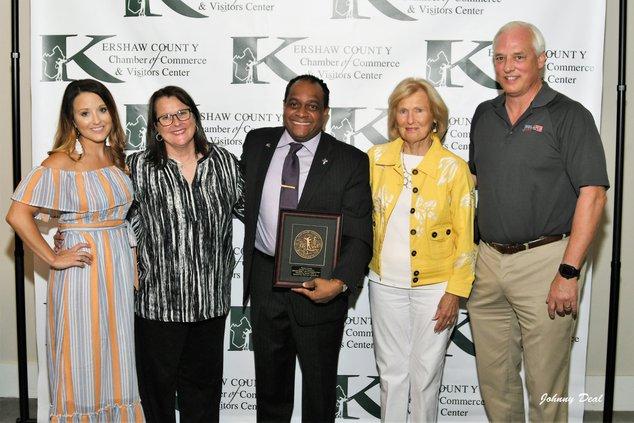 Chamber - Humanitarian Award