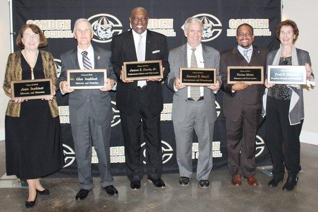 2018 CHS Hall of Fame