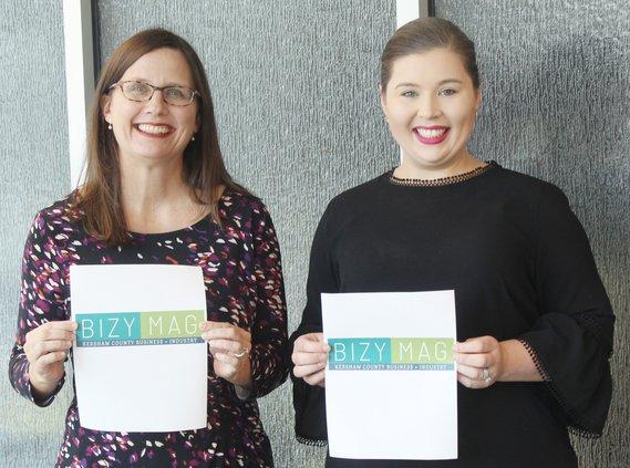 BIZY|MAG Amy and Lauren