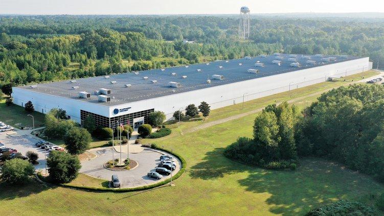GE Appliances Plant
