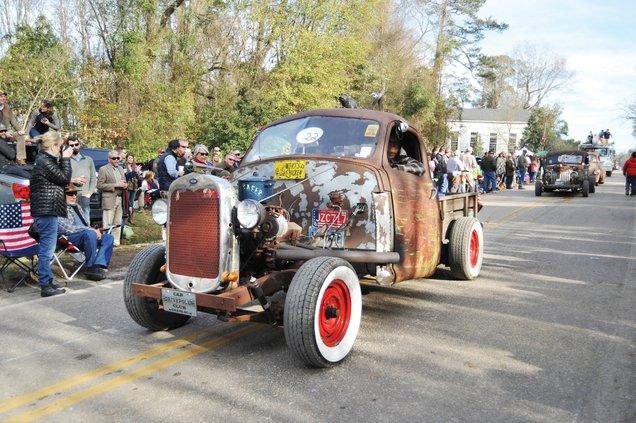 Boykin Parade Car (file)