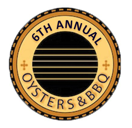 Oysters and BBQ Logo