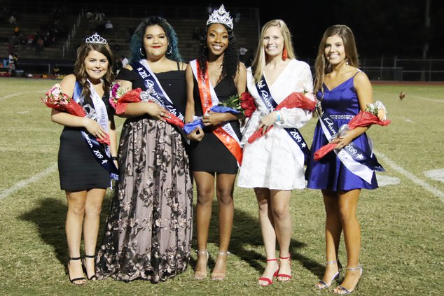 L-EHS Homecoming Court