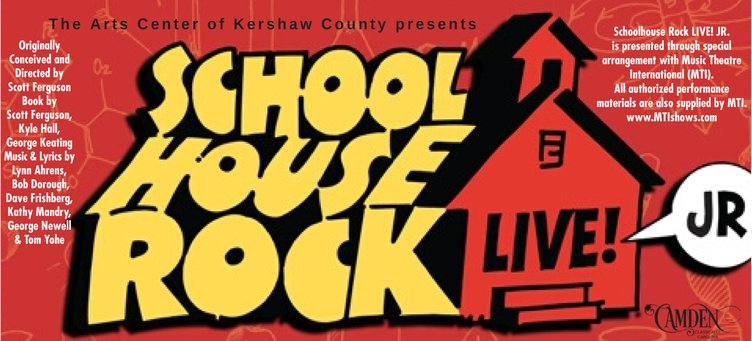 Schoolhouse Rock LIve Jr