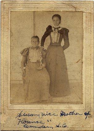 Susan and Florence Price