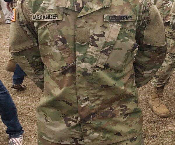 Alexander soldier