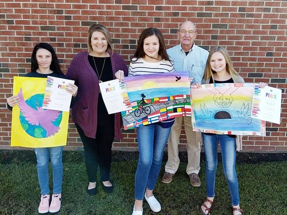 Lions Club Poster Contest 2019