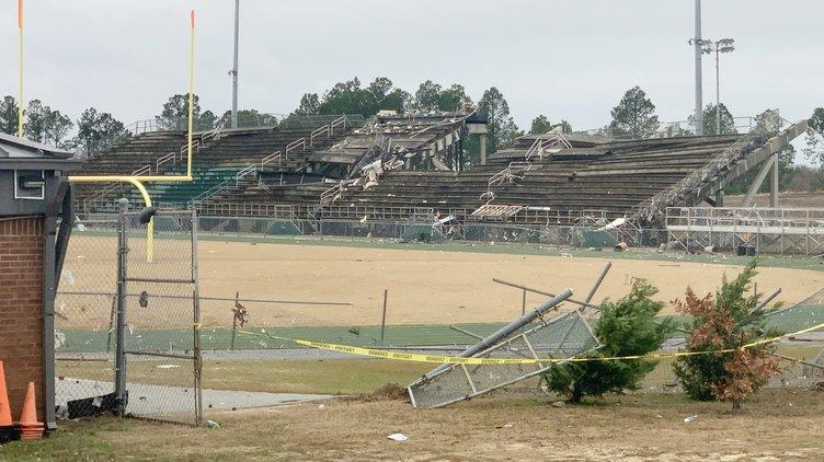 North Central - Stadium 012420