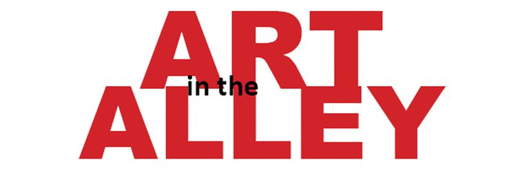Art in the Alley Logo