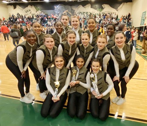 L-EHS Dance Team