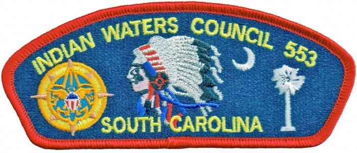 Boy Scout Patch