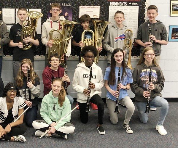 Region Band (W)