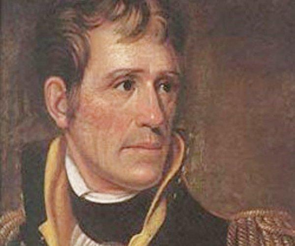 Andrew Jackson 021820