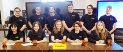 CHS Quiz Bowl Team