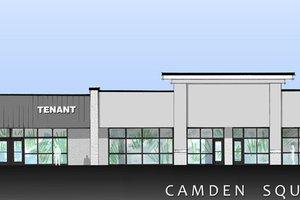Camden Square elevation