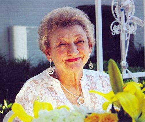 Patricia Morris obit