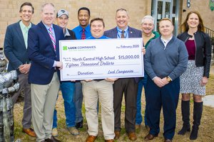 NCHS - Luck Donation