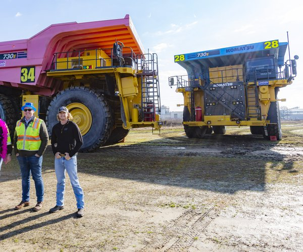 Haile Haul Trucks