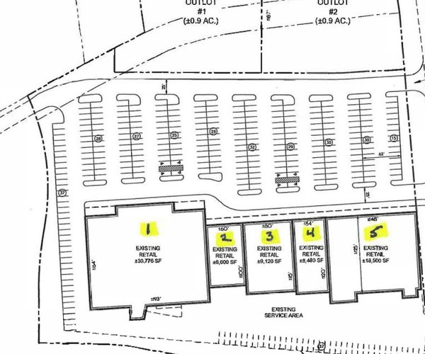 Camden Square Plan