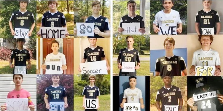 CHS Soccer Team