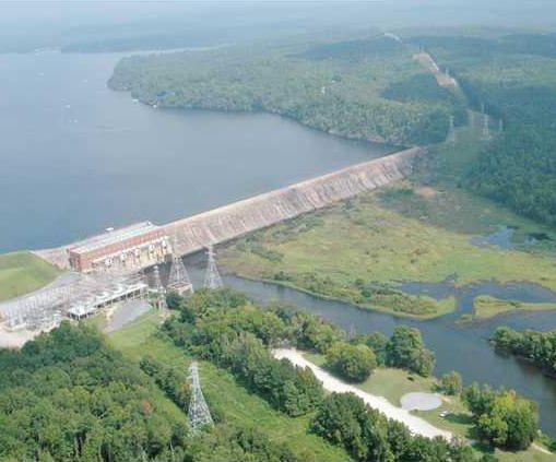 Wateree Dam