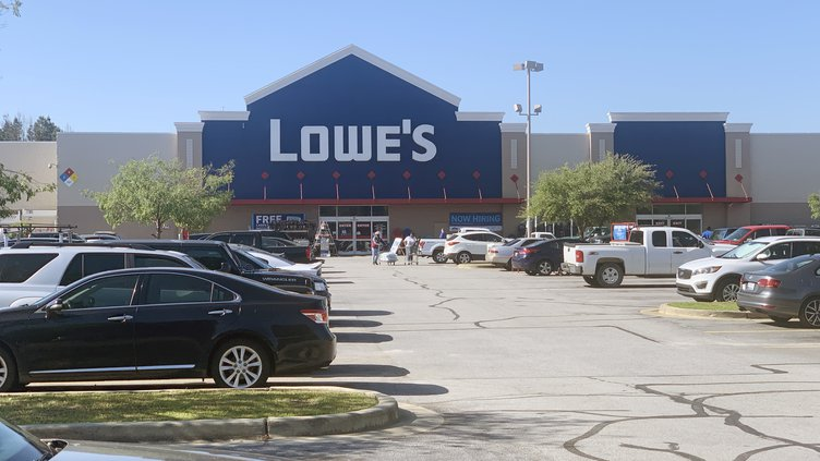 Lowe's - Front
