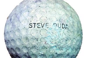 Duda Golf Ball V1