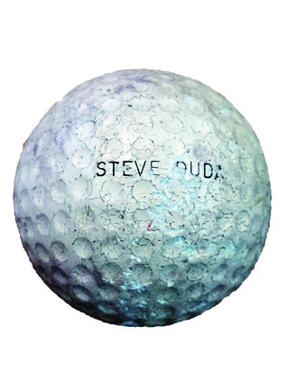 Duda Golf Ball V1