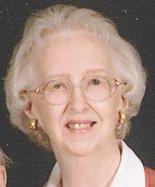 Vera Scott Obit