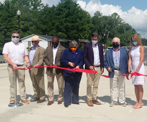 ByPass Ribbon Cutting
