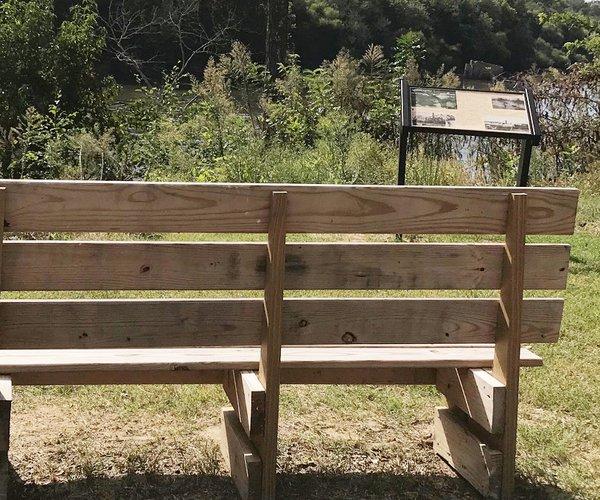Riverfront - Bench