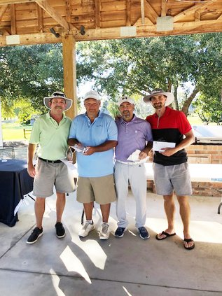 Golf - Winning Tteam 2020