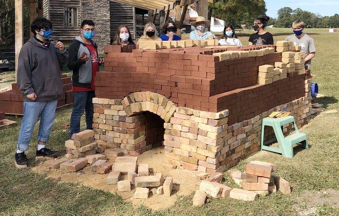 CHS - Brickmaking 1