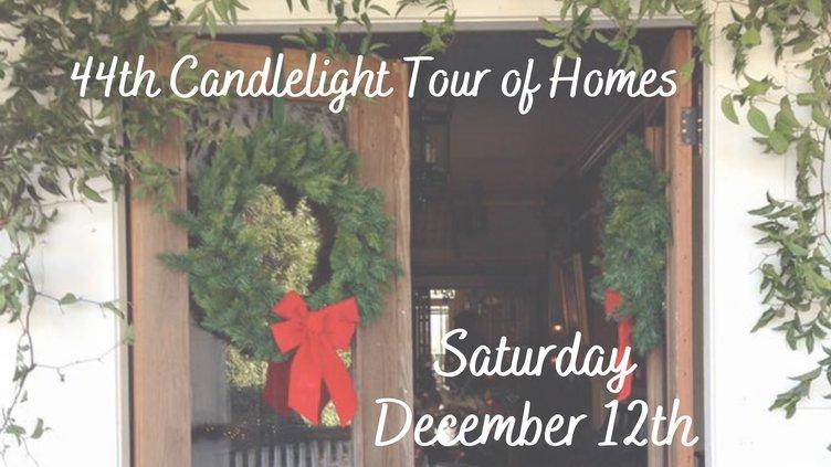 Candlelight Tour 2020