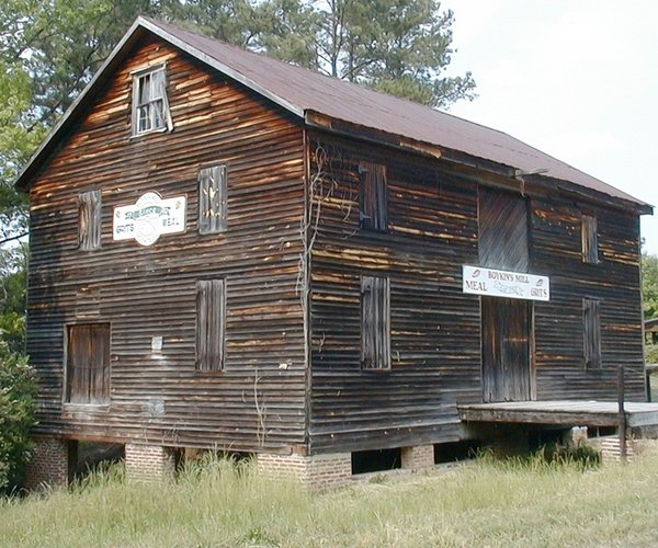 Boykin Mill - Main Building