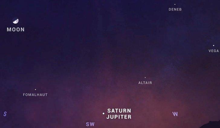 NASA - Jupiter and Saturn