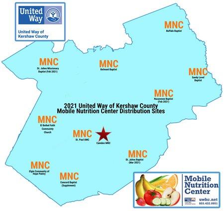 2021 MNC Map
