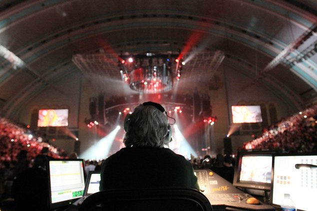 Mac - Madonna Concert