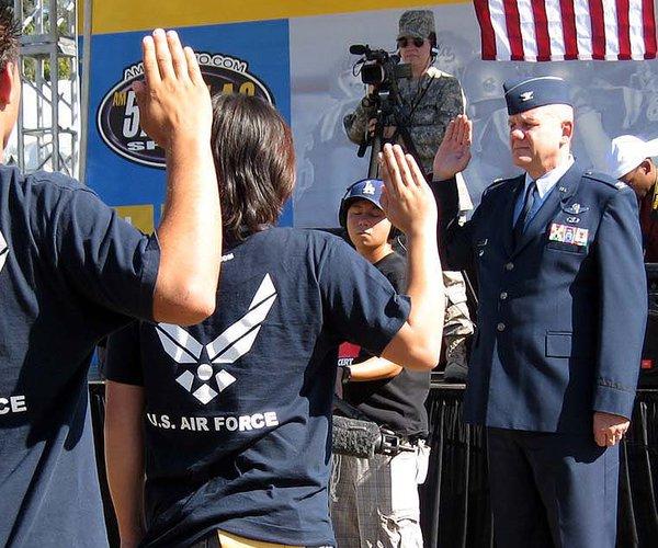 USAF web