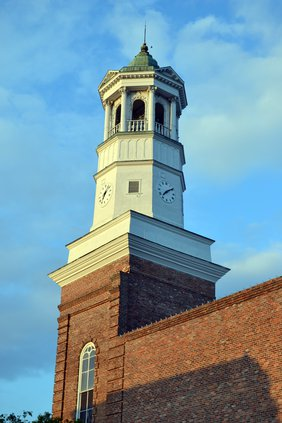 Clock Tower 033021